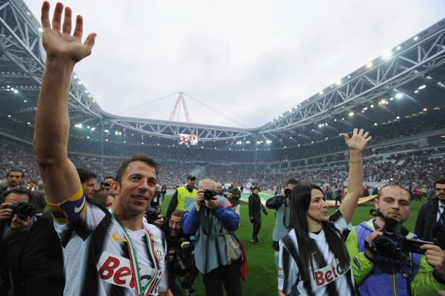 Alex Del Piero: A Look Back at Alex the Great's Time in Turin