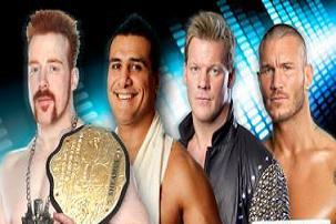 WWE: How Will Jericho Fare in the Fatal 4-Way Match at over the Limit?
