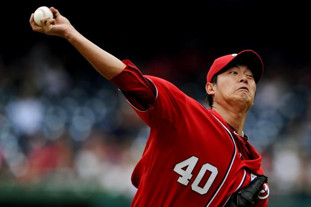 Washington Nationals: Chien-Ming Wang Pitches into 9th Inning in Triple-a