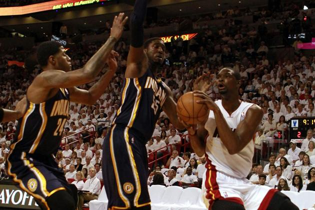 NBA Playoffs 2012: Why Indiana Pacers Can Beat Miami Heat Without Chris Bosh
