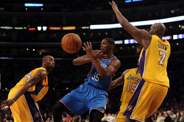NBA Playoff Predictions 2012: Thunder Will Take Lakers in 6 Games