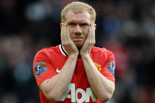 Manchester United: Paul Scholes' Return Nice Start to Offseason for Red Devils