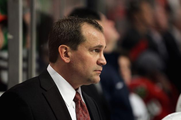 Breaking News: Columbus Blue Jackets Name Todd Richards Head Coach