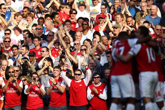 Saint Totteringham's Day: Three Cheers to Arsenal's Fabulous Fans