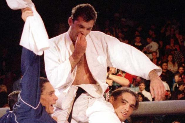 UFC 2: Solving the Royce Gracie Riddle