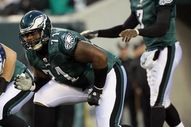 Philadelphia Eagles Tackle Jason Peters Ruptures His Achilles...Again