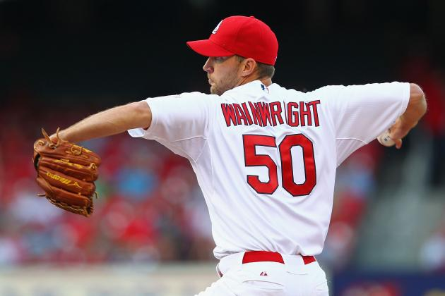 St. Louis Cardinals: Don't Hit the Panic Button on Adam Wainwright