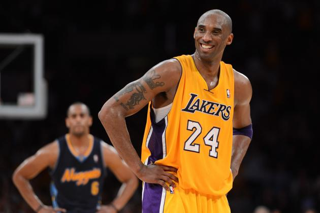 Lakers vs. Thunder: Is Kobe Bryant the Lakers' X-Factor in This Series?