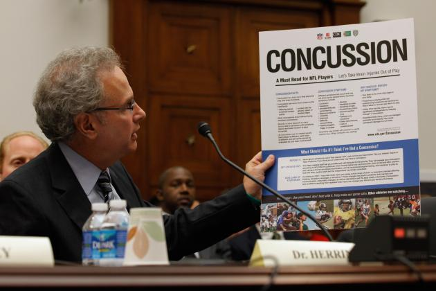 The NFL Concussion Problem: The Headache That Will Only Get Worse