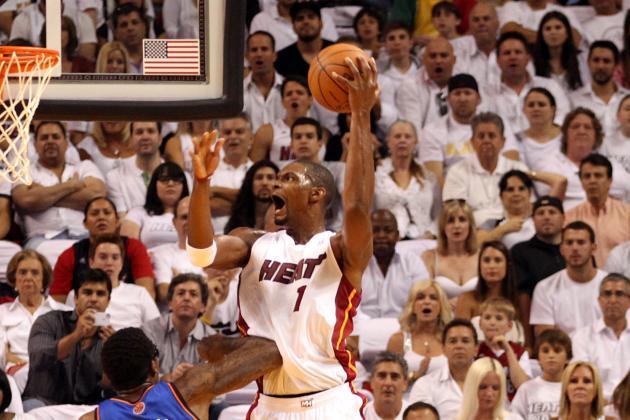 NBA Playoffs 2012: Miami Heat's Frontcourt Deficiencies Will Derail Title Hopes