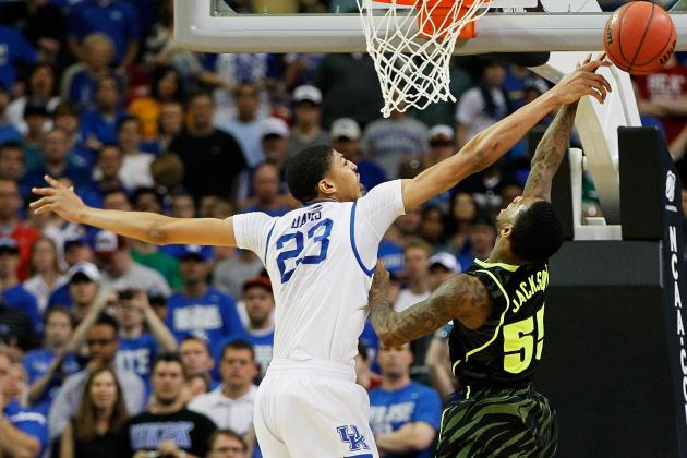 Anthony Davis Would Benefit by Returning to Kentucky