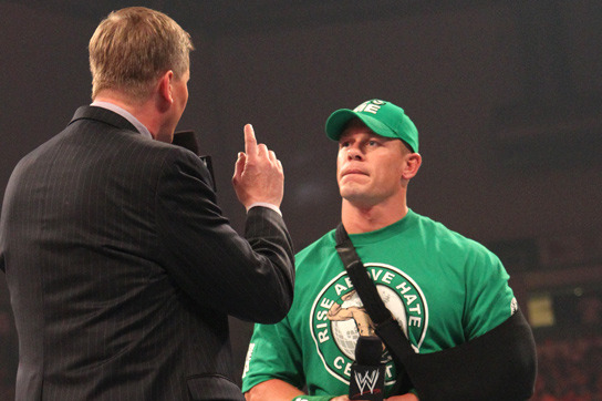 WWE Over the Limit: How Big Johnny Can Pull One over on the Board of Directors