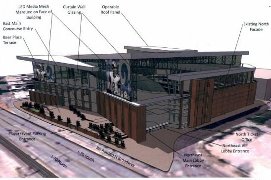 Rams' Edward Jones Dome Proposal: Things to Remember as the Process Continues