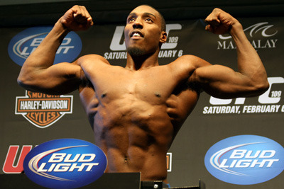 Phil Davis to Meet Chad Griggs at UFC on FOX 4