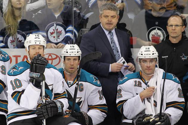 San Jose Sharks: Joe Thornton Expects Coach Todd McLellan to Return Next Season