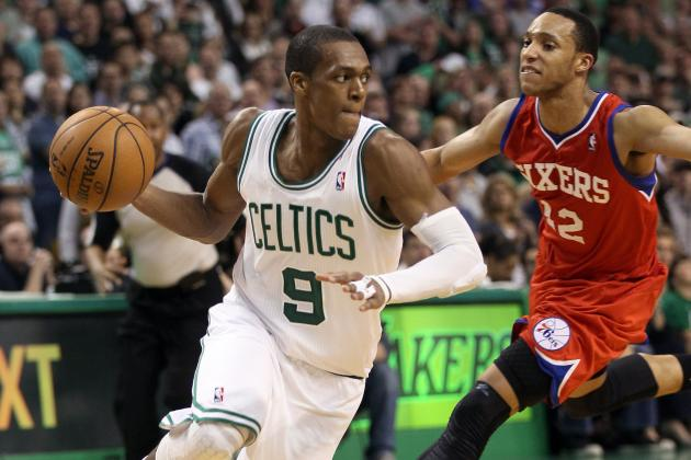 NBA Rumors: Boston Celtics Must Break Up Big 3 for Rajon Rondo to Flourish