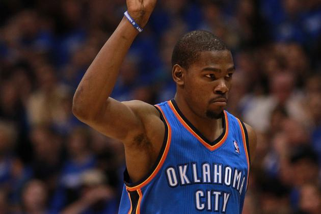 NBA Playoffs: Durant and Westbrook Make Lakers Look Childish, as Thunder Cruise