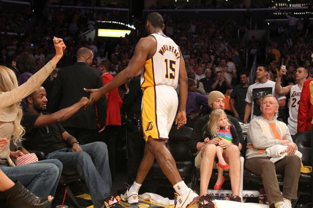 Metta World Peace of Shhh: Los Angeles Lakers Forward Is a Disgrace