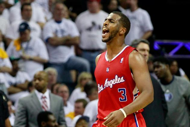 NBA Playoffs 2012: Why Los Angeles Clippers Need to Relish Bad-Boy Mentality