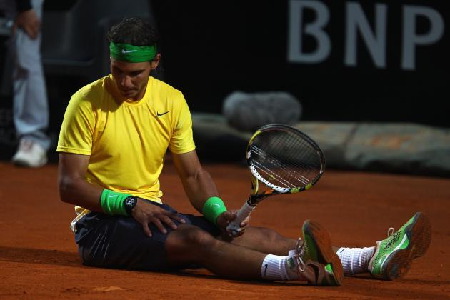 Rafael Nadal: Will Rome Help Him Refocus His Quest for 2012 French Open Title?