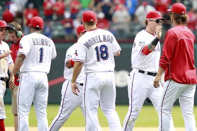 Texas Rangers: Are They in One of Baseball's Most Underappreciated Runs?