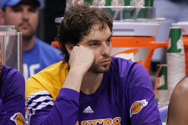 NBA Playoffs 2012: LA Lakers' Takeaways from Game 1 Loss to OKC Thunder