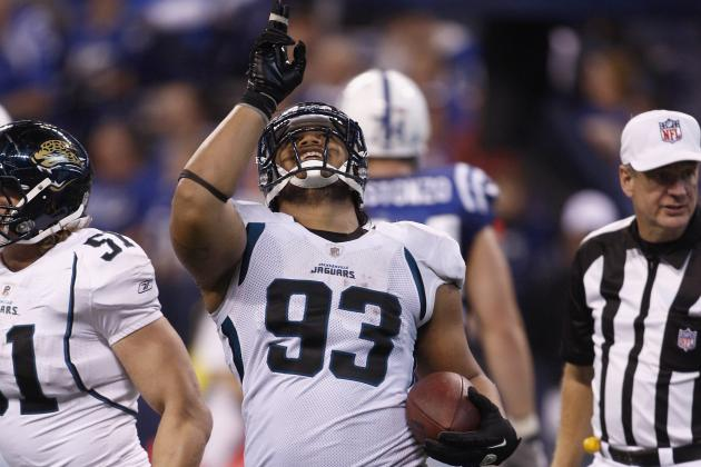 2012 AFC South Way-Too-Early Awards: The Jacksonville Jaguars