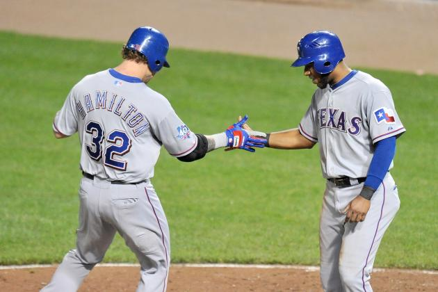 Elvis Andrus Quietly Having Breakout Season in Shadow of Josh Hamilton