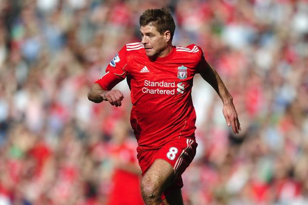 Liverpool FC: Best XI for the 2011-12 Premier League Season