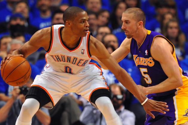 Lakers vs. Thunder: Game 1 Highlights, Twitter Reaction and Analysis