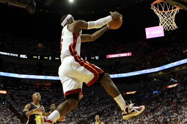 Miami Heat: Will Chris Bosh's Absence Prevent LeBron James from Winning a Ring?
