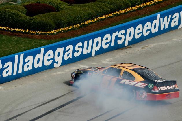 NASCAR: Kurt Busch's Temper Preventing Ricky Bobby-Esque Redemption