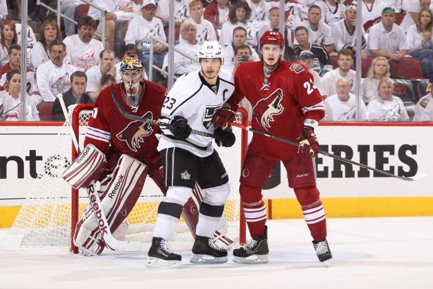 Stanley Cup Playoffs 2012: Coyotes Face Must-Win Game 2 at Home vs. Kings