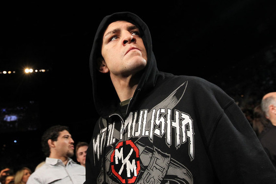 UFC Star Nick Diaz Battles Controversy on 2 Fronts