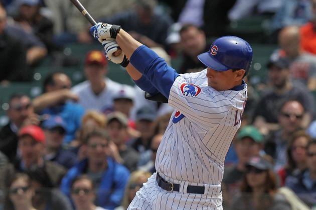Chicago Cubs: Would Keeping Bryan LaHair Delay Anthony Rizzo's Promotion?