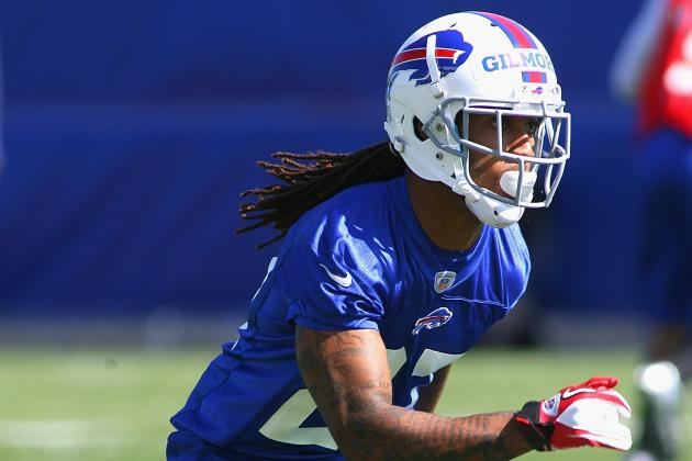 Stephon Gilmore Steals the Ball and Show at Buffalo Bills Rookie Mini Camp
