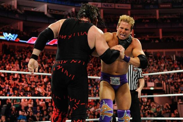 WWE Over the Limit 2012: Zack Ryder vs. Kane Will Make Pre-Show Worth Watching