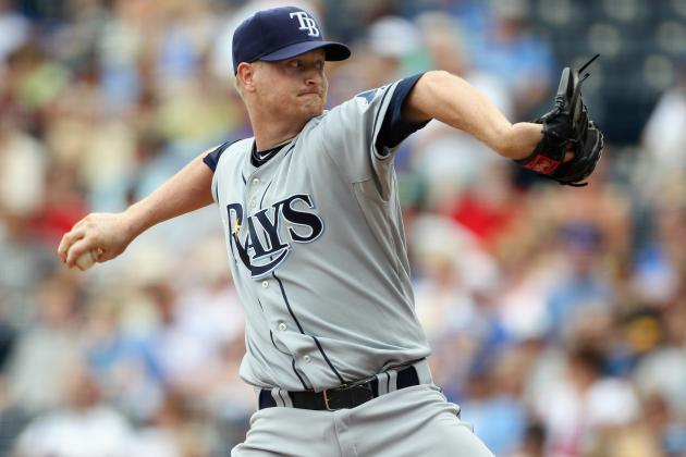 Tampa Bay Rays: Who Will Replace Jeff Niemann in Rotation?