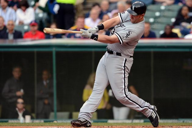 Why Chicago White Sox Should Use Adam Dunn in Left Field for Interleague Games
