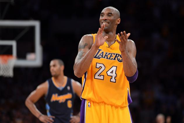 Kobe Bryant vs. Kevin Durant: 6 Stats You Might Not Know