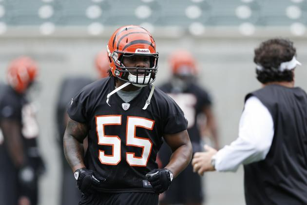 Cincinnati Bengals: Way-Too-Early Award Predictions