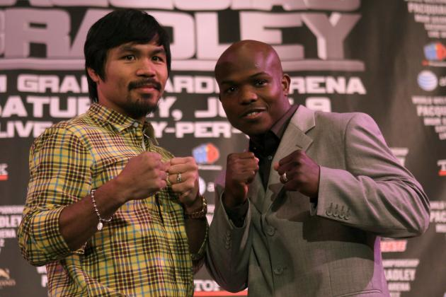 Pacquiao vs. Bradley: Why Pac-Man Is Sure to Eviscerate Desert Storm
