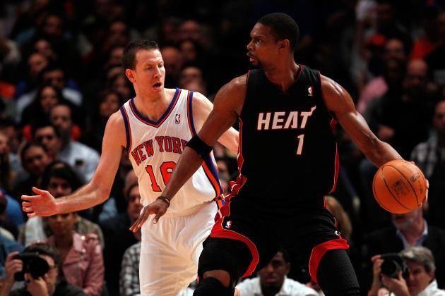 Chris Bosh Injury: Why the Heat Cannot Win Championship Without Star Big Man