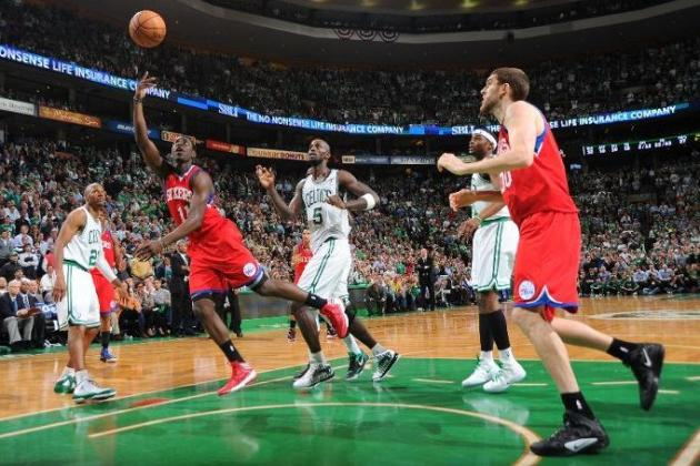 NBA Playoffs 2012: Philadelphia 76ers Showing They're for Real