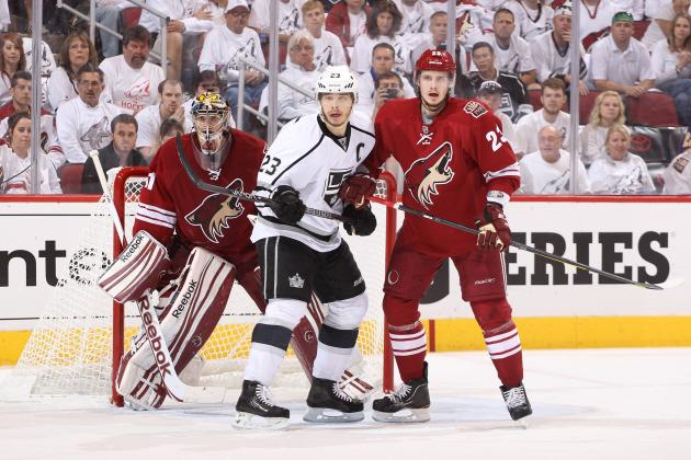 NHL Playoffs 2012: Kings vs. Coyotes Game 2: Live Score, Analysis and Reaction