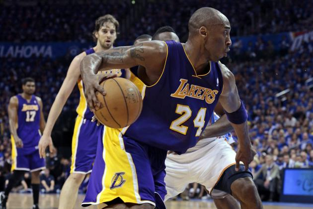 2012 NBA Playoffs: How the Los Angeles Lakers Can Bounce Back from Game 1 Loss
