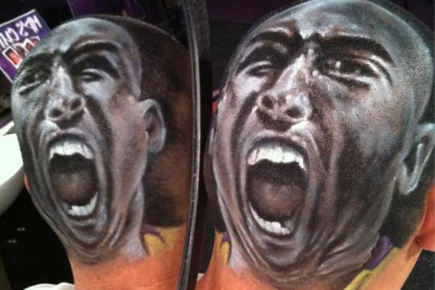 Kobe Bryant and Tony Parker Featured in Newest Haircut Failures
