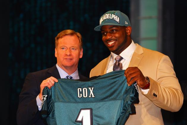 Breaking Down Fletcher Cox's Fit in Philadelphia Eagles' Defense