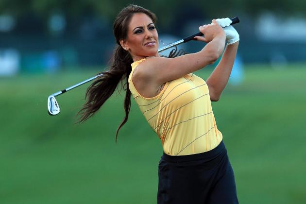 Holly Sonders: Golf Network Bombshell Engaged to Former Co-Worker Erik Kuselias