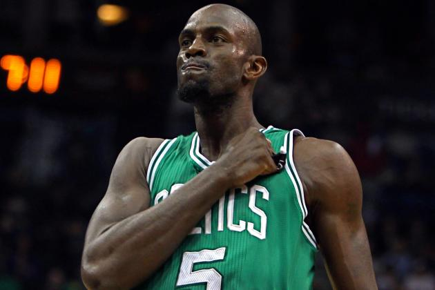 How Kevin Garnett's Career Has Been Resurrected by Shifting to Center